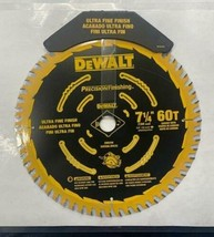 "DEWALT DW3596 7-1/4"" x 60T Precision Finishing Saw Blade BULK - $21.78"