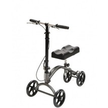 Medical Knee Walker Mobility Scooter Equipment Health Personal Care Fold Rolling - $272.07