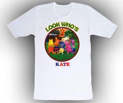 Backyardigans Personalized White Birthday Shirt - $14.99+