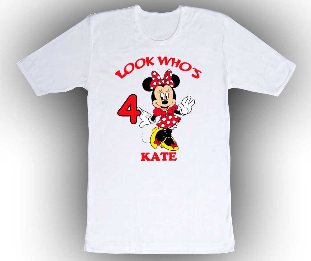 Girls' Minnie Mouse Shirts. invalid category id. Girls' Minnie Mouse Shirts. Showing 48 of results that match your query. Search Product Result. Product - Girls Youth Minnie Mouse Pocket T-Shirt Gray Red. Product Image. Price $ Product Title. Girls Youth Minnie Mouse Pocket T-Shirt Gray Red.