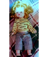 Ginny Doll (Vintage from the 50's) - $38.75