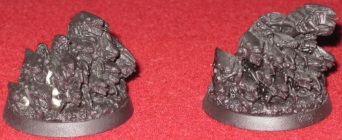 * Warhammer 40,000 2 Forge World Tyranid Ripper Swarms Games Workshop
