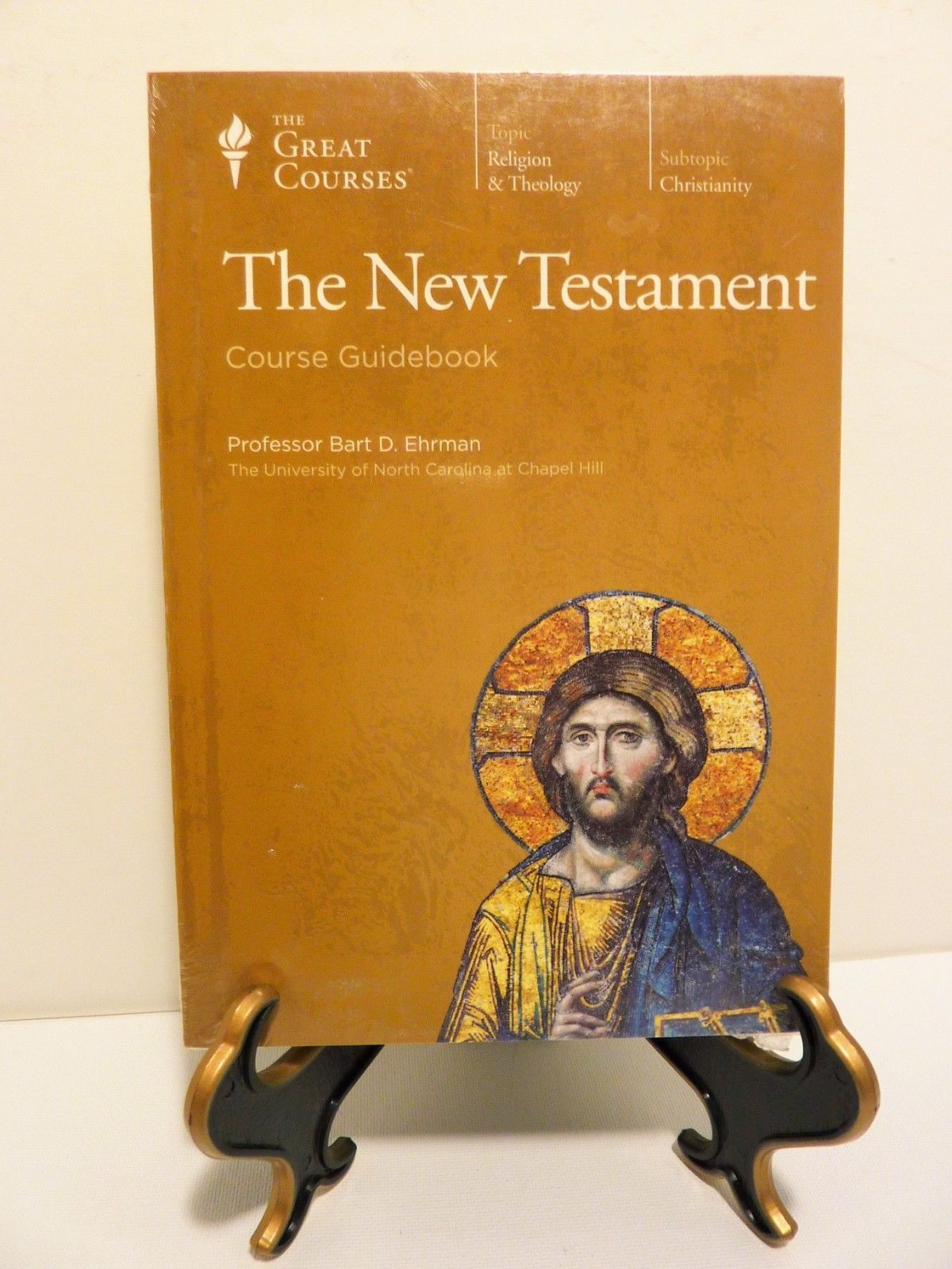 Primary image for The New Testament by The Great Courses with Guidebook and Audio CDs