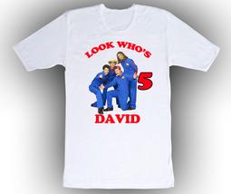 Imagination Movers Personalized White Birthday Shirt - $14.99+