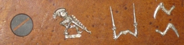 * Warhammer 40,000 Metal Tyranid Hormagaunt Games Workshop OOP - $6.50