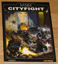 * Warhammer 40,000 Codex Battlezone Cityfight G... - $18.00
