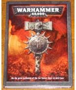 * Warhammer 40,000 Hardcover Rulebook Games Wor... - $25.00
