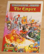 * Warhammer Armies The Empire Games Workshop 19... - $16.00