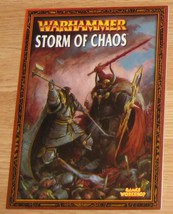 * Warhammer Storm of Chaos Games Workshop 2004 OOP - $10.00