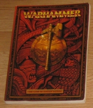 * Warhammer Rulebook Games Workshop 2000 OOP - $25.00