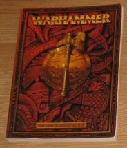 * Warhammer Rulebook Games Workshop 2000 OOP - $25.00
