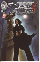 Image Comics The Darkness II Confession #1 2nd Printing Top Cow Universe... - $14.95