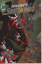 Image Comics Images Of Shadowhawk #1 Premiere Issue Action Adventure Mys... - $2.95