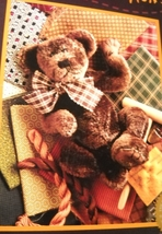 Ceaco Jigsaw Puzzle Boyds Collection 2001 Sew Cute Scruffy S Beariluved ... - $12.99