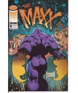 Image Comics The Maxx #4 Sam Keith Action Adventure Mystery - $2.95