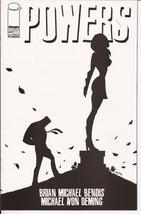 Image Comics Powers #20 Brian Michael Bendis Action Adventure Mystery Su... - $3.95