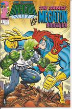 Image Comics The Savage Dragon Versus The Savage Megaton Man #1 Erik Larsen - $2.95