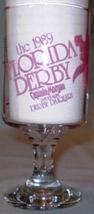 1989 Florida Derby Glass - $5.00