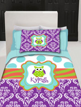 Custom Personalized TW Duvet Cover & Sham  - Any Colors - Any Theme -Twi... - $139.00