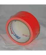 roll of neon orange Racer's Tape 2 inches x 30 feet - $6.00