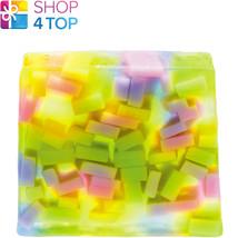 Confetti Showers Soap Bomb Cosmetics Apple Cherries Handmade Natural New - $4.94