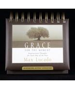 DaySpring Perpetual Flip Calendar Max Lucado GRACE Daybrightener Brand NEW - $13.77