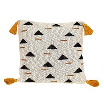 Natural Knitted Throw Pillow - $58.54