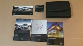 New 2015 -2018 Mercedes Benz C-Class A205 Series Owners Manual - $44.55