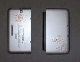Original NINTENDO 3DS XL THE YEAR OF LUIGI 30th MARIO HOUSING TOP, BOTTO... - $10.99