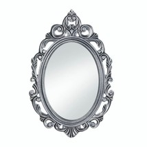 Accent Plus Silver Royal Crown Wall Mirror - $49.99