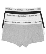 Calvin Klein 3-Pack Cotton Stretch Low Rise Trunks U2664G - $19.79+