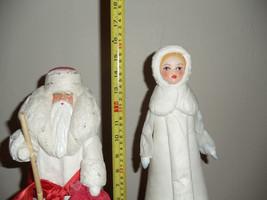 VINTAGE RUSSIAN USSR DED MOROZ Santa Claus Sneg... - $120.00