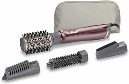 BaByliss AS960E Brush Of Air Rotary 1000W Shaper With 4 Heads Ionic - $324.96