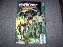 ultimate fantastic four 32 [Paperback] [Jan 01,... - $2.95