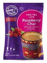 Big Train Chai Tea Latte Raspberry, 3 lb 8 oz (1 Count) Powdered Instant... - $31.17