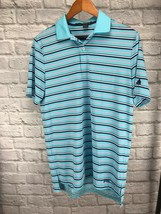 RLX Ralph Lauren Golf Blue Black White Pink Stretch Polo Shirt Men's S $... - $29.39