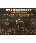 Various ‎– In Concert With Host Charley Pride - $4.99