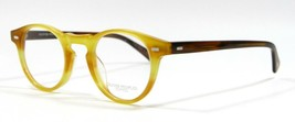 Oliver Peoples Gregory Peck OV5186 Dark Brown Eyeglasses 45mm New Authentic - $227.81