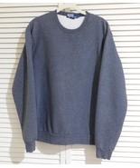 Polo Ralph Lauren Crewneck Sweatshirt Charcoal Gray Size Large - $49.99