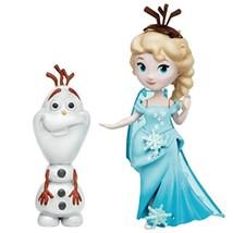 Disney Anna and the Snow Queen Little Kingdom Doll Elsa & Olaf - $29.10