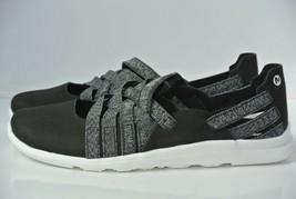 NEW Merrell Flora Kye Womens Sz 8 Black Weave Slip-on Ballet Sneakers Shoes - $44.54