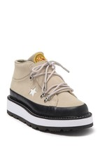 Converse One Star Mountain Club Fleece Lined Suede Rubber Welt Hiker Boo... - $68.99
