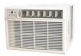 Keystone 25,000/24,700 230V Window/Wall Air Conditioner with 16,000 BTU Suppleme