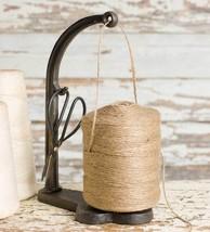 Vintage Cast Iron Sheers Scissors Jute Twine String Kitchen Creative Cra... - $42.52