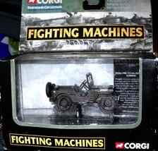 Fighting Machines Willys Jeep 4x4 Utility Cs90076 by Corgi Fighting machines - $10.00