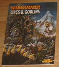 * Warhammer Armies Orcs & Goblins Games Worksho... - $10.00
