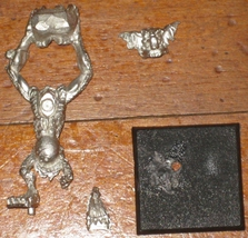 * Warhammer Orcs & Goblins Stone Troll with Roc... - $21.00