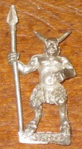 * Warhammer Chaos Beastmen Ungor with Spear Gam... - $6.50