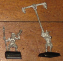 * Warhammer Chaos Beastmen Ungor with Spear Com... - $12.00