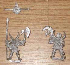 * Warhammer Chaos Warrior Command Standard & Ch... - $9.50